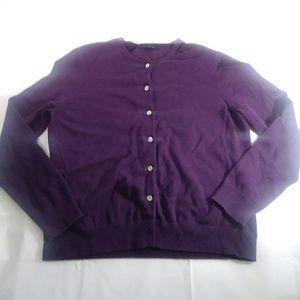 Lands'end women sweater size 6-8
